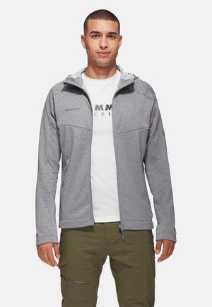 NAIR  - Fleece jacket - granit melange
