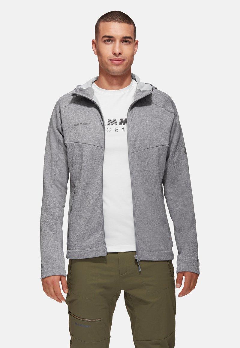 Mammut - NAIR  - Fleece jacket - granit melange
