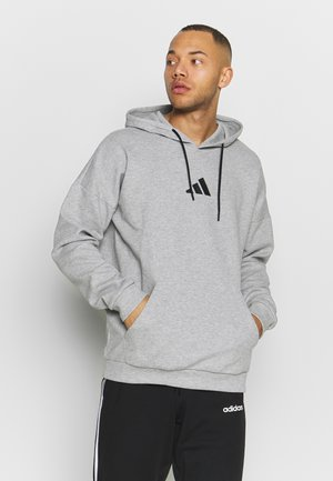 ATHLETICS STREET TIGER HODDIE SWEAT - Mikina s kapucí - grey