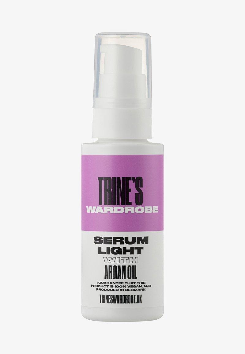 Trine's Wardrobe - TW ARGAN OIL SERUM LIGHT - Haarverzorging - -