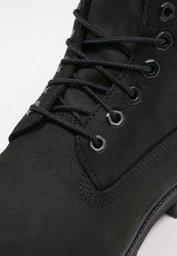 Timberland - 6 INCH PREMIUM - Winter boots - black - 5