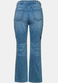 Ulla Popken - Slim fit jeans - bleu jean - 4