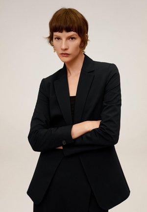 OFFICE - Short coat - schwarz