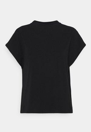 NMHAILEY  - T-shirt med print - black