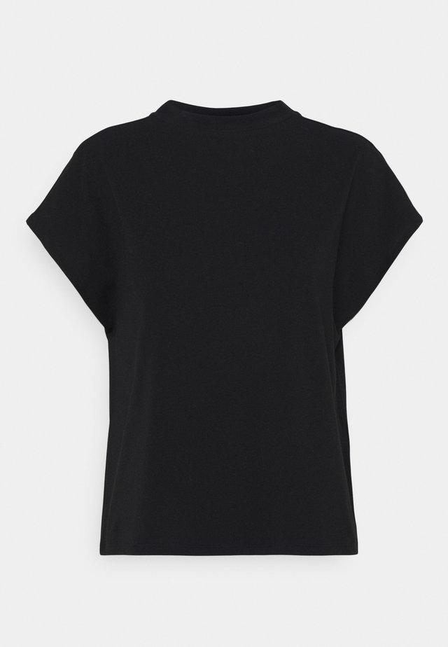 NMHAILEY  - Camiseta estampada - black