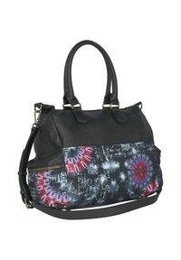 Desigual - BLACK PAPER - Handbag - black - 1