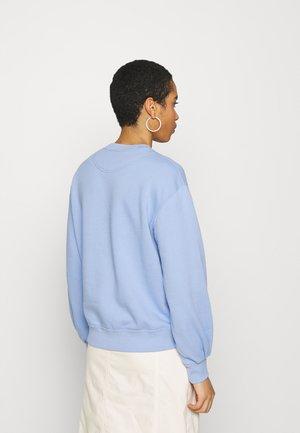 SEASONAL COLLEGIATE LOGO CREW - Sweatshirt - lavander luster