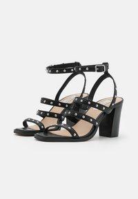 Steven New York - RILEY - Sandals - black - 2