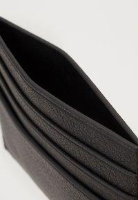 Calvin Klein - POCKET CARD HOLDER - Wallet - black - 4