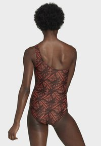 adidas Performance - RO FSTIVBS - Swimsuit - brown - 1