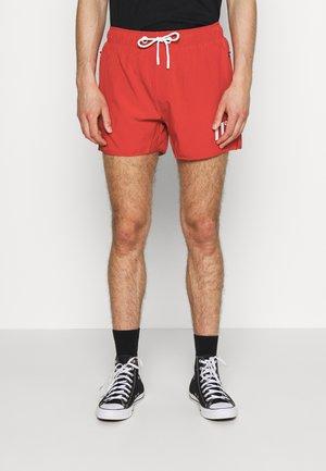 CORE SWIM - Swimming shorts - goji berry red