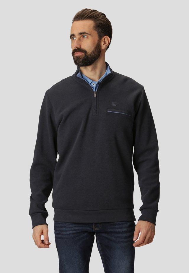 TALLIS  - Sweatshirt - ultra dark navy