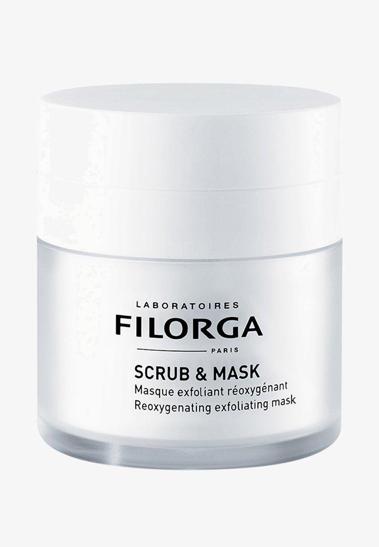Filorga - FILORGA FILORGA SCRUB AND MASK REOXYGENATING EXFOLIATING MASK - Face scrub - -