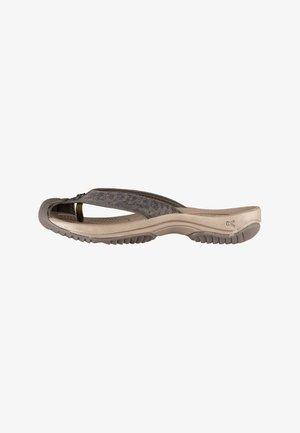 WAIMEA H2  - T-bar sandals - camo/olive