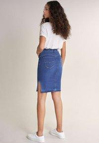 Salsa - RÖCKE SECRET  - Pencil skirt - blue - 1