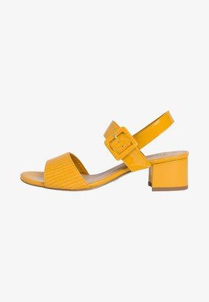 TAMARIS SANDALETTE - Sandals - saffron