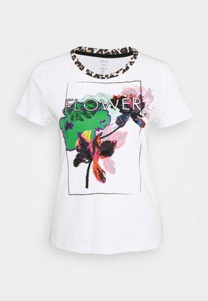 Print T-shirt - woodruff