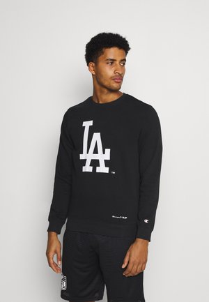 MLB LA DODGERS CREWNECK - Klubbkläder - dark blue