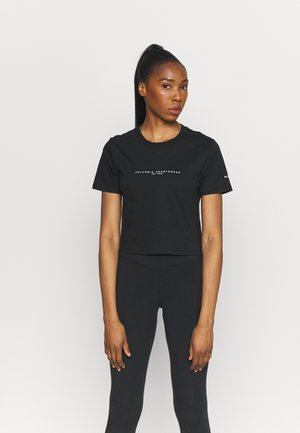 PARK™ BOX TEE - Print T-shirt - black
