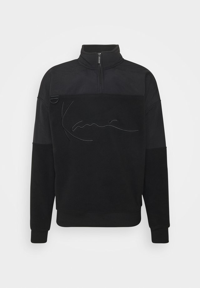 SIGNATURE  - Sweatshirt - black