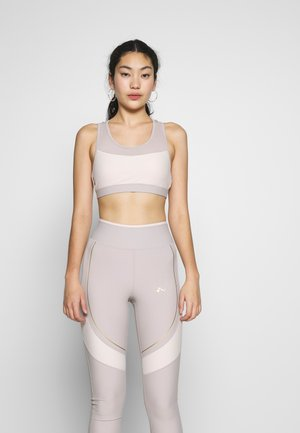 ONPJACINTE SPORTS BRA TALL - Bustier - ashes of roses/lilac ash