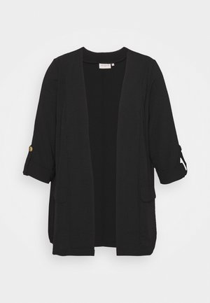 CARJACKIE COATIGAN - Summer jacket - black