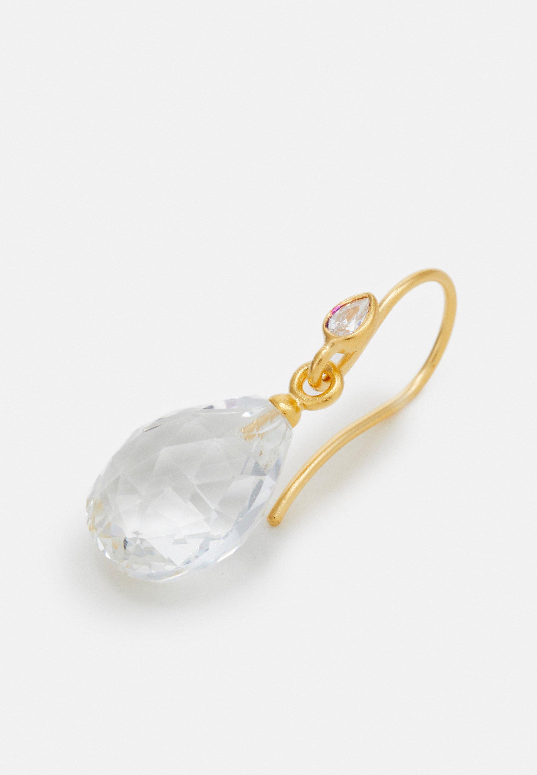 Julie Sandlau Ballerina Earrings - Ohrringe Gold-coloured/gold