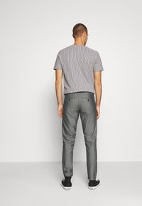Shine Original - DOBBY CLUB TROUSERS - Trousers - grey - 2
