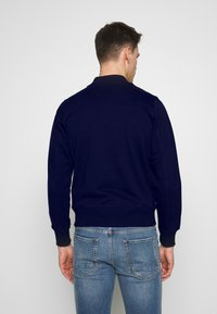 PS Paul Smith - BOMBER JACKET - Zip-up hoodie - navy - 2