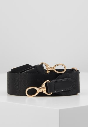 BECKI LOGO STRAP - Other accessories - black