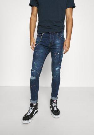 CIRCUS - Skinny džíny - mid blue