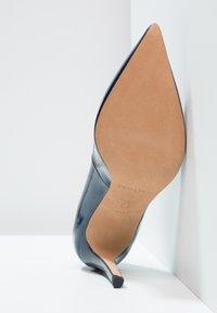 Pura Lopez - High heels - navy - 5