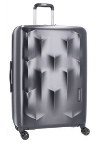 Hedgren - EDGE CARVE - Wheeled suitcase - charcoal - 2