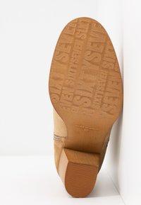 Sixtyseven - NALE - Boots à talons - milda sand/rabat sand - 6