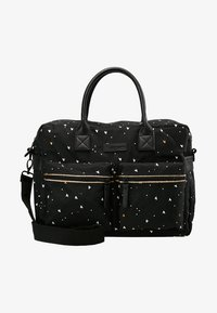 Kidzroom - DIAPERBAG - Baby changing bag - black - 6