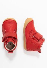 Kickers - SABIO - Vauvan kengät - rouge perm - 0
