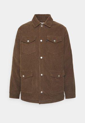 JACKET UNISEX - Lahka jakna - brown tabacco