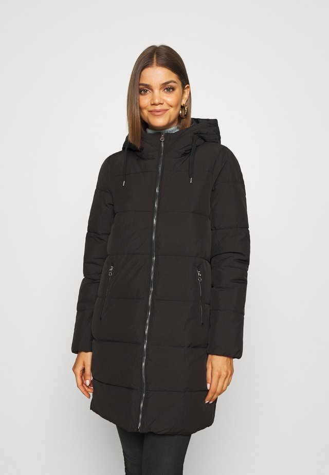 ONLDOLLY LONG PUFFER - Talvitakki - black
