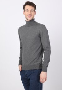 Basics and More - Jumper - antracite - 2