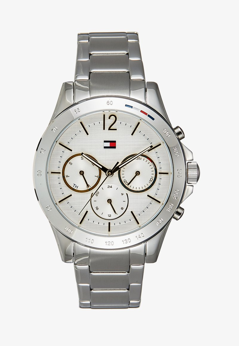 Tommy Hilfiger - HAVEN - Hodinky - silver-coloured