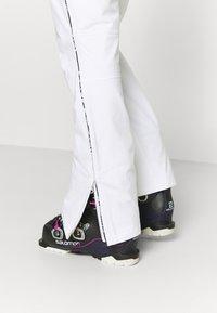 Icepeak - CHASE - Ski- & snowboardbukser - optic white - 4