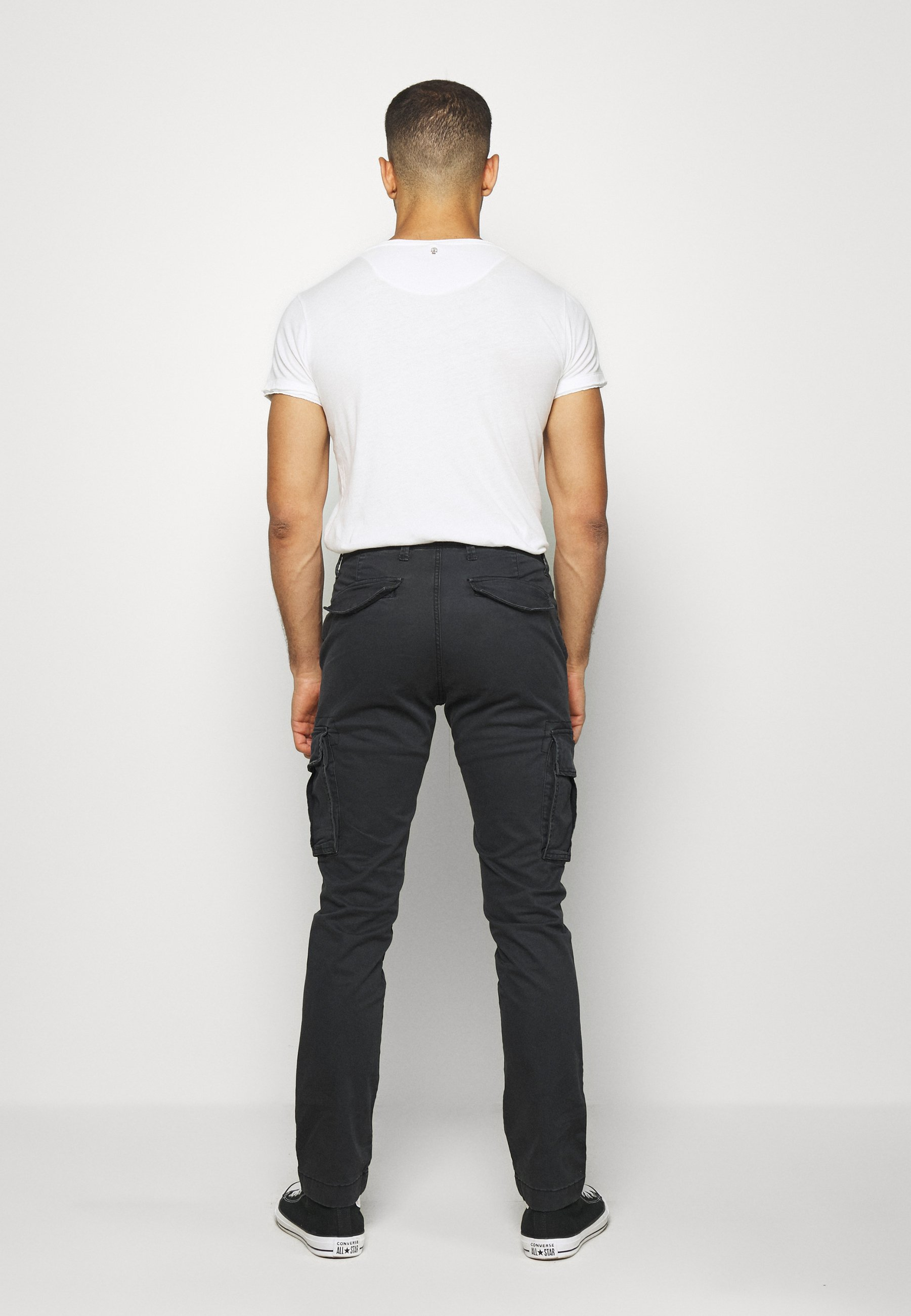 GAP Pantalon cargo - moonless night