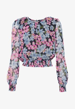 LOLA BACK SHIRRED  - Blouse - multicolor