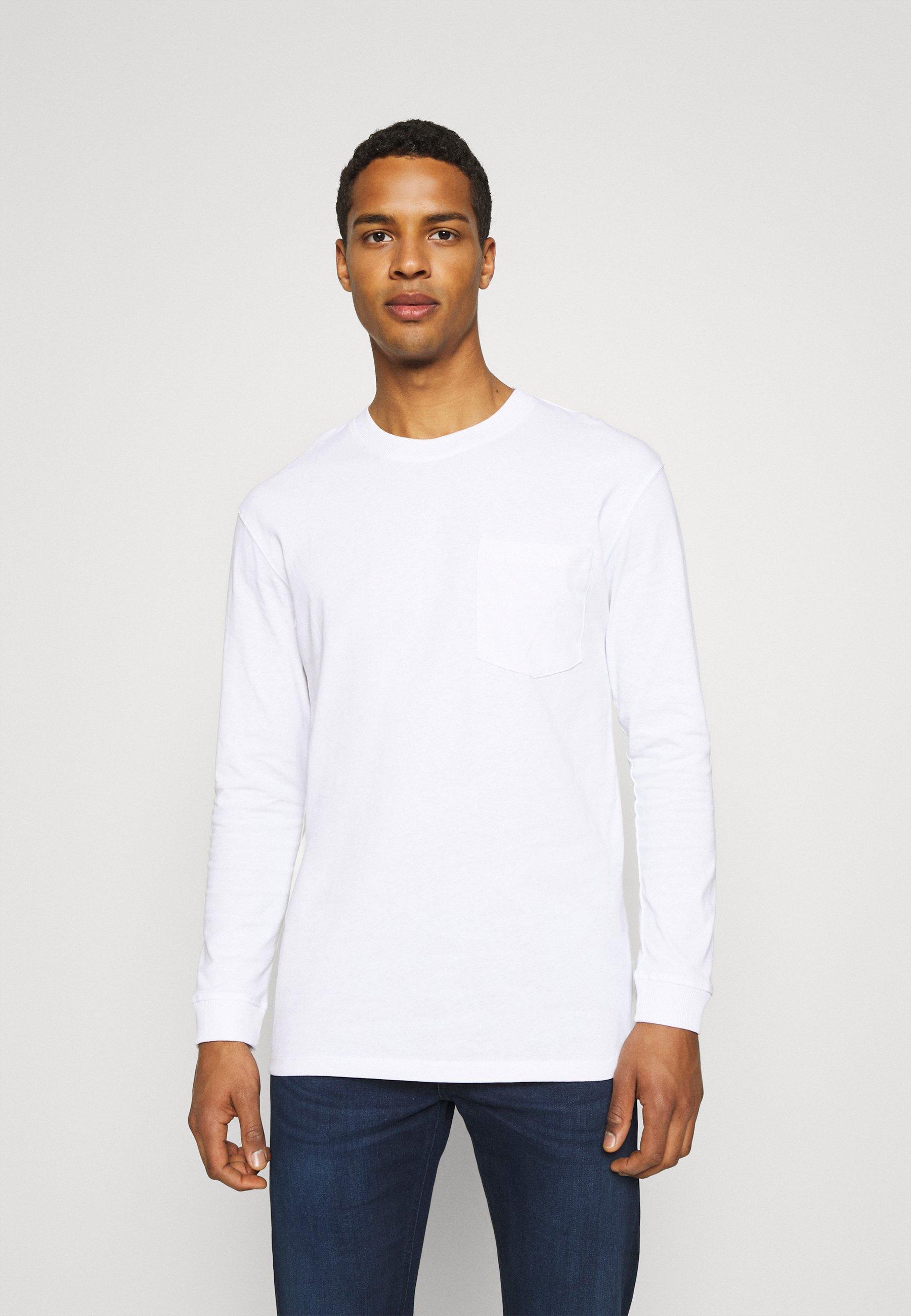 Men JCOTANBY TEE CREW NECK - Long sleeved top