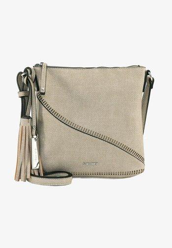 TILLY - Across body bag - sand