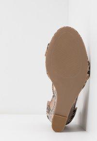 Madden Girl - WILLOOW - High heeled sandals - brown - 6