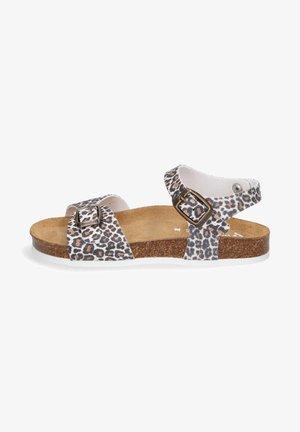 SALLY SPAIN - Sandals - leopard