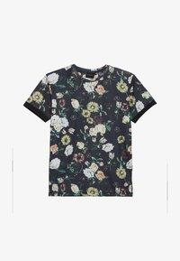 Criminal Damage - DANTE TEE - T-shirt med print - black/multi - 2
