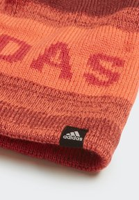adidas Performance - GRAPHIC BEANIE - Berretto - red - 3