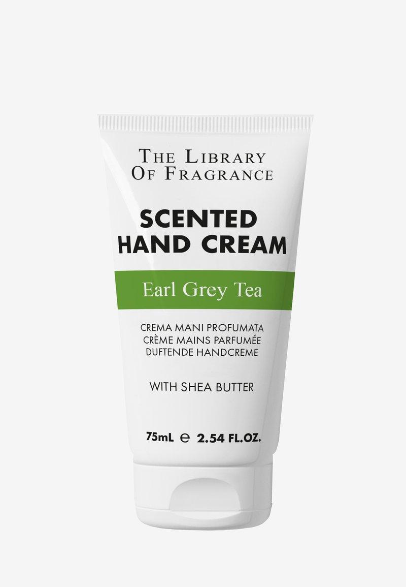 The Library of Fragrance - HAND CREAM - Hand cream - earl grey tea